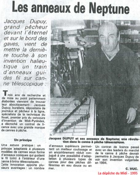article jacques dupuy
