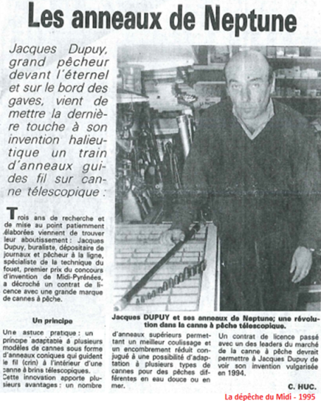 article jacques dupuy